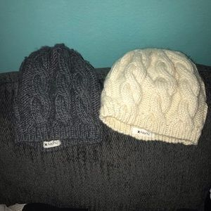 Hurley knit beanies